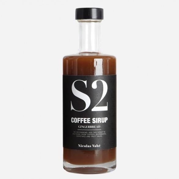 Kaffesirup honningkake