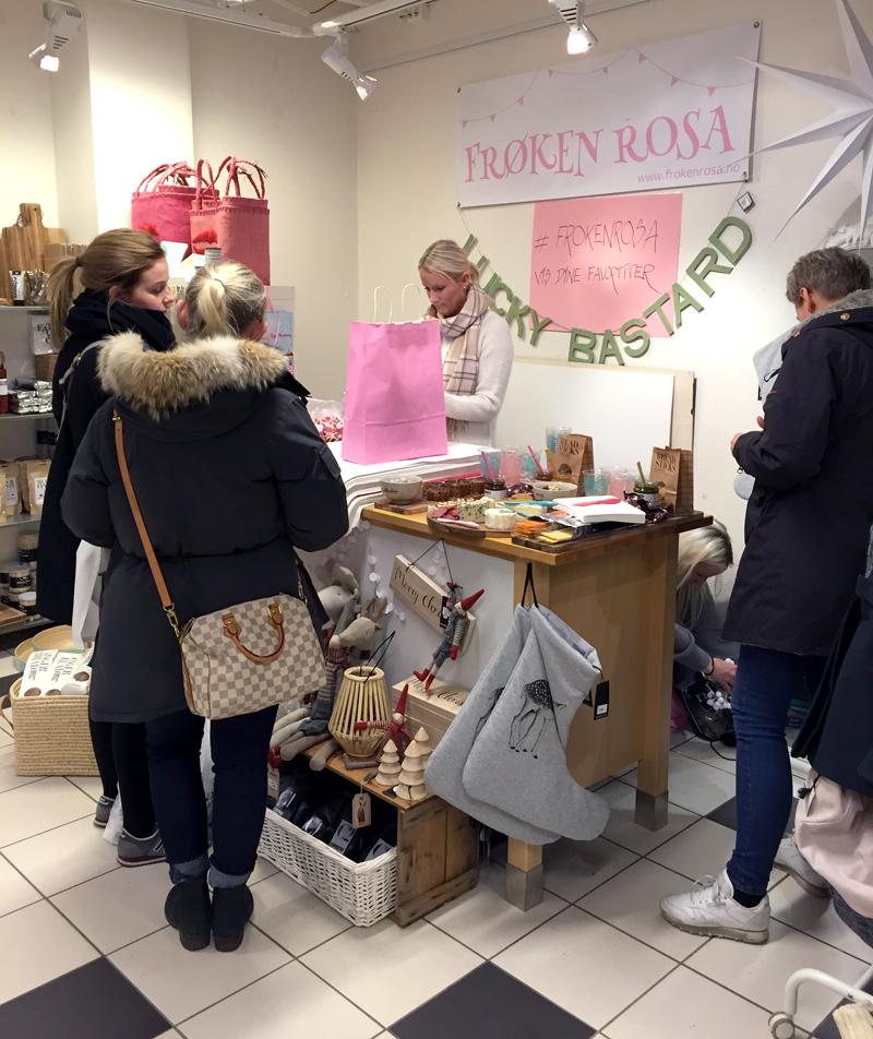 kundekveld hos frøken rosa