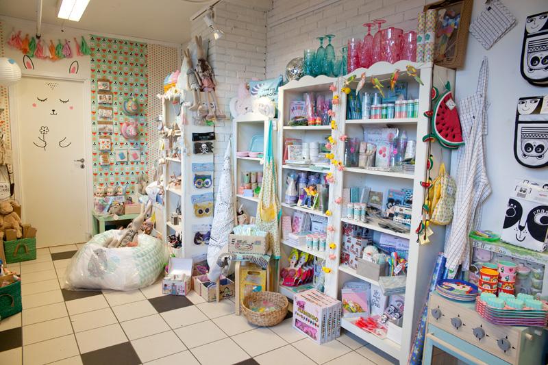 popup-butikk frøken rosa